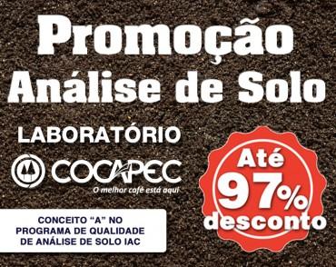 Promoção Laboratório Cocapec