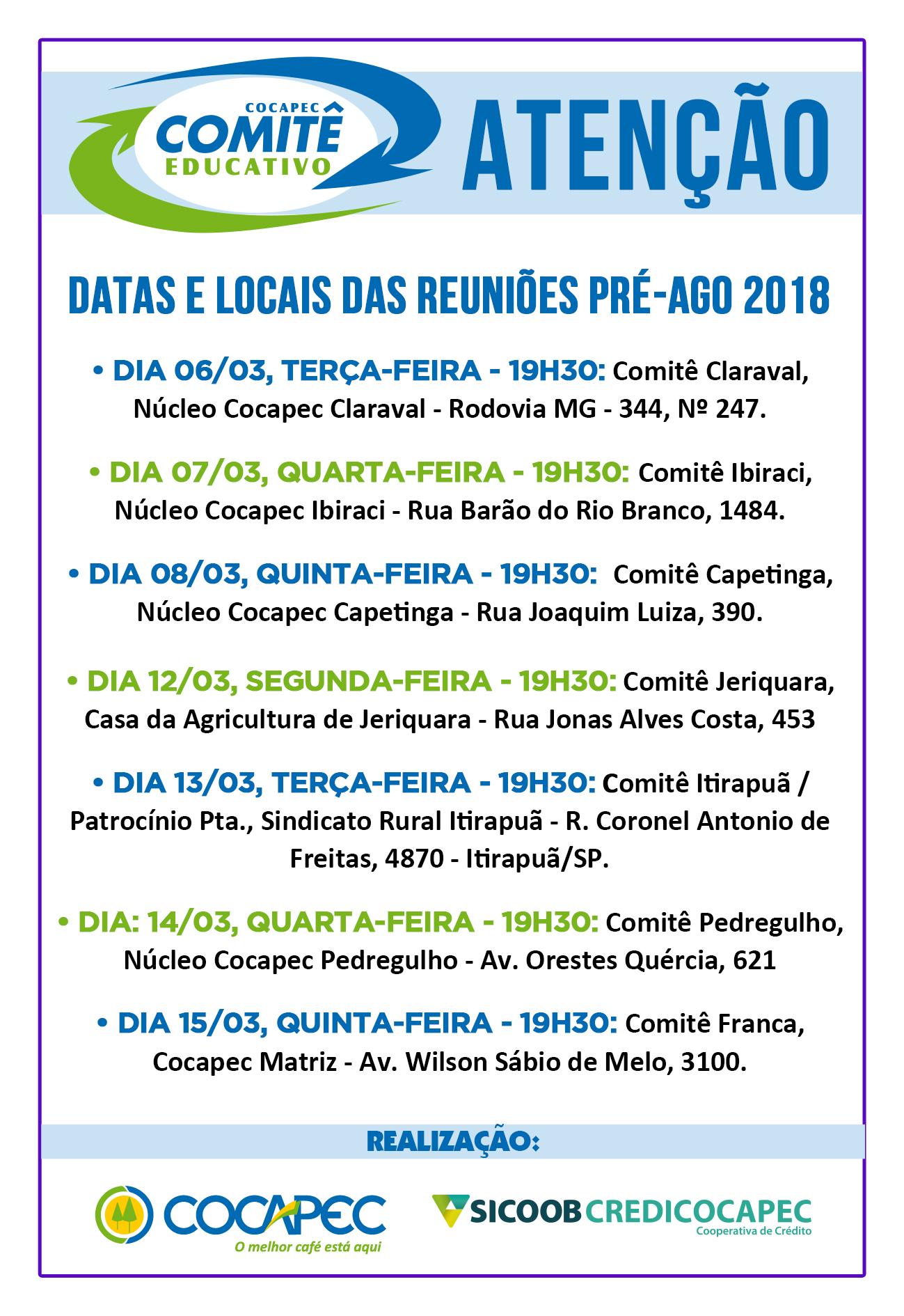 comite 2018 AGO geral