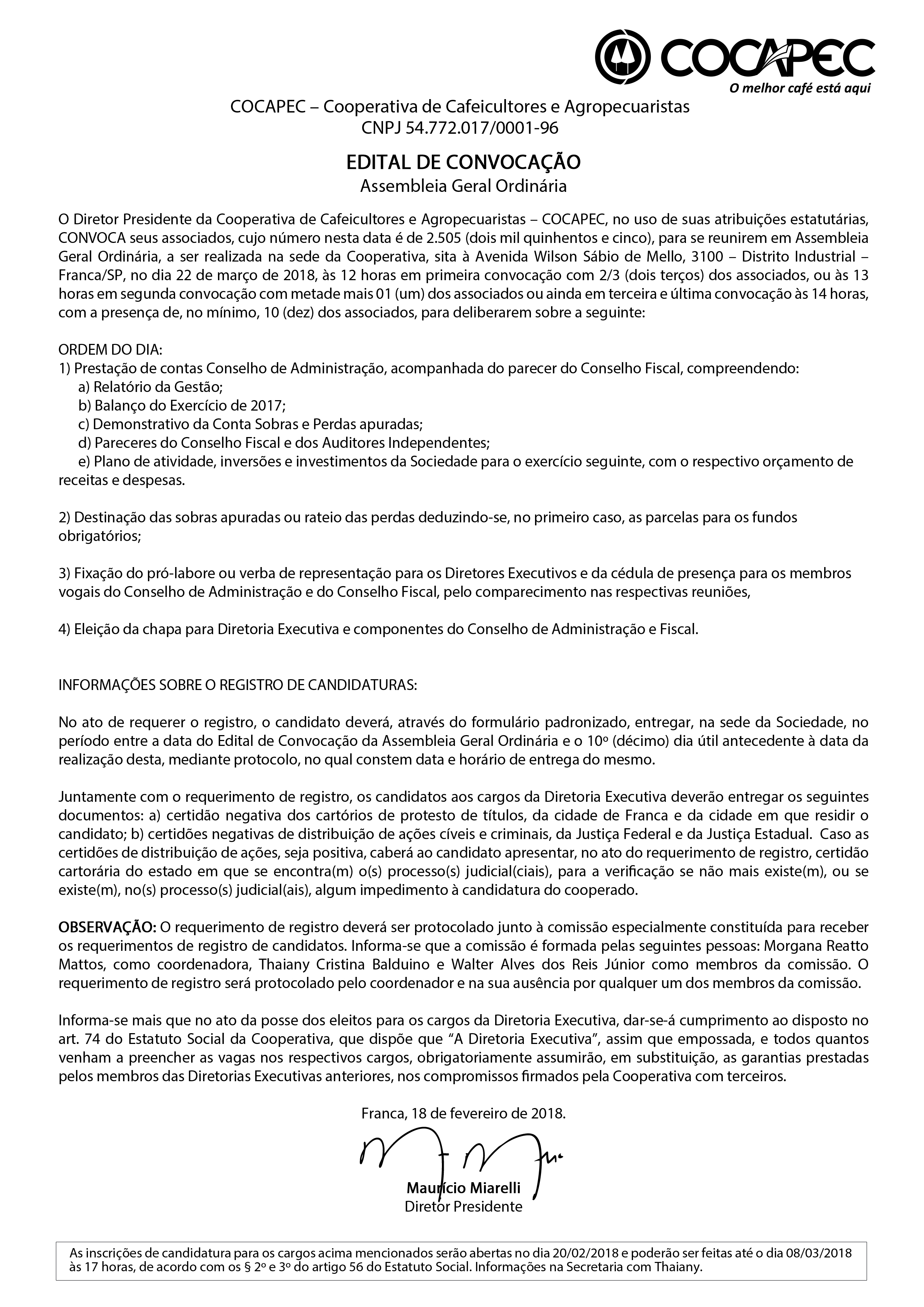 edital jornal 2018 a4