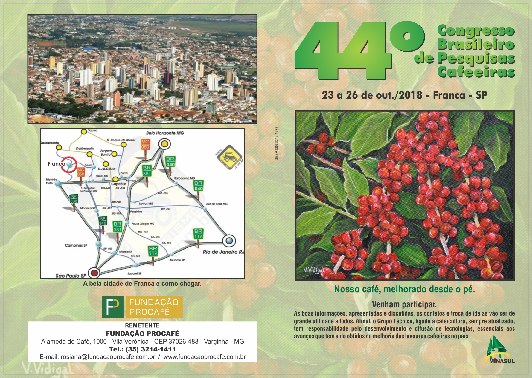 44º CBPC - Folder externo